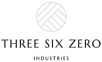 Three Six Zero Industries Logo
